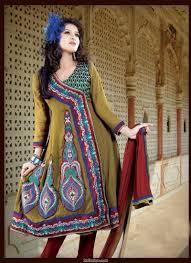 fancy frocks silk chiffon fancy frocks with churidar pajama xcitefun net