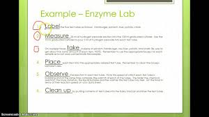 writing lab reports and scientific papers steps to write a lab procedure youtube steps to write a lab procedure