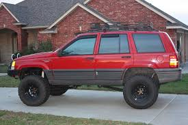 94 jeep grand 1994 jeep grand 4x4 5 1 2 arm lift expedition portal