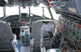 Lockheed Constellation Interior Super Constellation Cockpit
