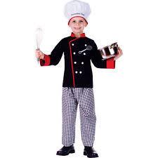chef costume dress up america executive boy chef costume small 4 6 ebay