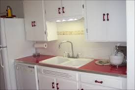 kitchen glazed kitchen cabinets dark cherry color paint colors