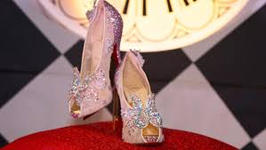 siege louboutin christian louboutin unveils cinderella inspired slipper cbs