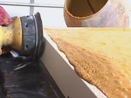 how to pour a simple concrete countertop how tos diy