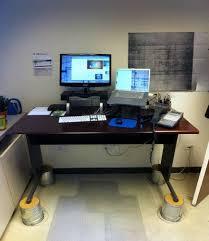 raised desks save lives modhomeec