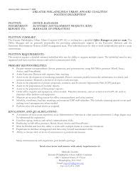 executive director resume cover letter cover letter for administrative support choice image cover
