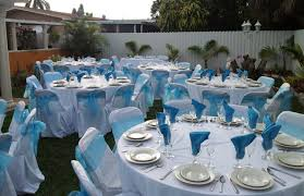 party rentals miami decorated tables decorations image gallery