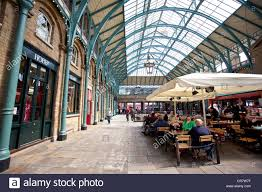covent garden indoor market west end shopping centre associated