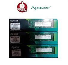 Memory 4gb Pc apacer pc ram 4gb ddr3 1600l 1 35v end 7 10 2018 12 15 pm