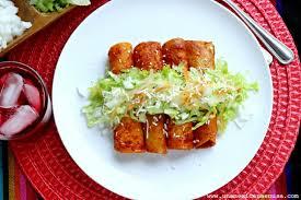 imagenes enchiladas rojas receta de enchiladas rojas paso a paso