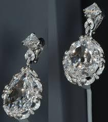 antoinette earrings the antoinette diamonds the original earrings were owned by