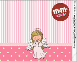 angel free printable candy bar labels is it for parties