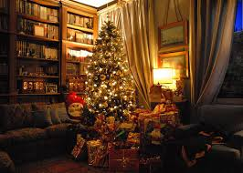 christmas tree in the living room pictures photos and images for