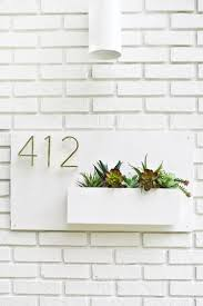 182 best modern mailboxes u0026 address numbers images on pinterest