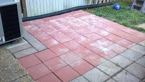 Thin Patio Pavers Fresh Patio Bricks Home Depot Or Thin Lay Concrete Patio 48