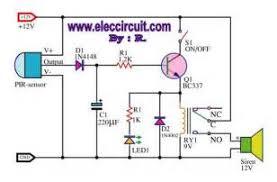 sensor circuit diagram furthermore alarm motion sensor wiring
