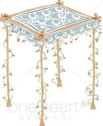 chuppah canopy chuppah wedding canopy clipart religious wedding clipart