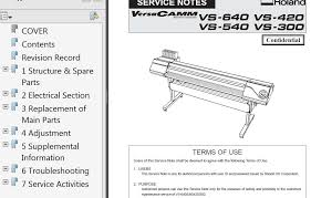 ag service manual