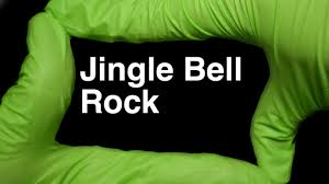 jingle bell rock bobby helms by runforthecube christmas cover song