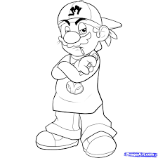 coloring pages gangster coloring pages mycoloring free printable