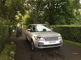 luxury land rover luxury scotland with a land rover defender discovery or range