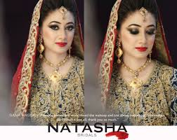 how much for bridal makeup rukhsati with smokey makeup by beauty salon