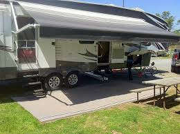 Outdoor Rv Rugs Rv Mats Read This Before Buying An Rv Patio Mat Rvshare