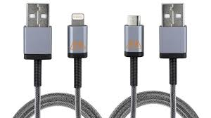 Rugged Lightning Cable Your Phone Will Break Before These Fortified Charging Cables Do