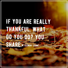 25 inspirational thanksgiving quotes with images