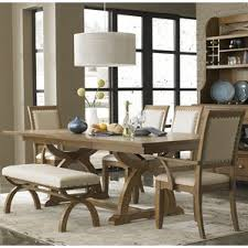 Oak Dining Room Sets Youll Love Wayfair - Oak dining room sets with hutch