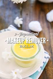 2 ingredient makeup remover balm live simply