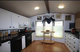 single wide mobile home interior 6 great mobile home kitchen makeovers mobile home living