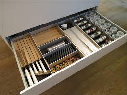kitchen wire drawer organizer cabinet drawers wood drawer