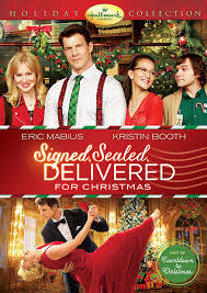 amazon com signed sealed delivered christmas eric mabius