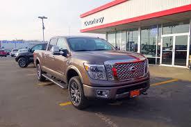 nissan trucks cummins 2016 2017 nissan titan xd platinum reserve 4x4 cummins diesel crew
