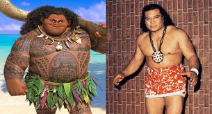 the rock reveals truth about his u0027moana u0027 character fatherly
