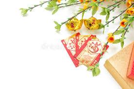 tet envelopes symbols of tet stock image image of flower lunar 64948533