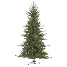 slim christmas tree with led colored lights vickerman slim colorado spruce 7 5 green artificial christmas tree