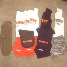 Hooters Costume Halloween Hooters Uniform Halloween Costume Style Shorts Sz Sm Xs