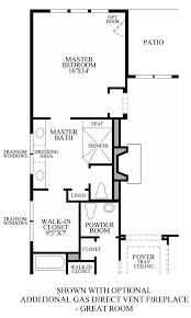 room floor plan toll brothers at bent creek carolina collection the medford