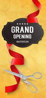 Invitation Card For Grand Opening Opening Vectors Photos And Psd Files Free Download
