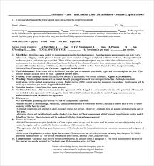 plumbing contract template 12 download documents in pdf