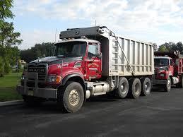 mack dump truck mack granite tri axle dump truck bob veniero trucking bell u2026 flickr