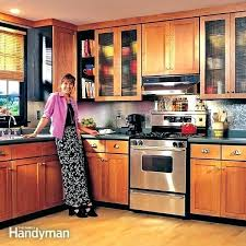 how to refinish oak kitchen cabinets how to refinish oak kitchen cabinets kingdomrestoration