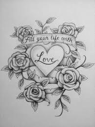 image result for cute drawings of love drawings pinterest