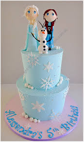 frozen birthday cake frozen birthday cake by elitecakedesigns sydney