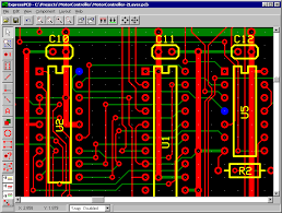 download pcb layout design software techpeeks free download express pcb software for circuit designing