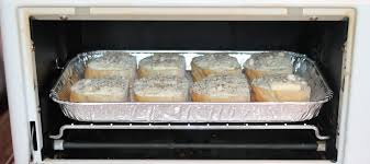 Toaster Oven Bread Easy Toaster Oven Parm U0027n Pepper Texas Toast Kitchen Encounters