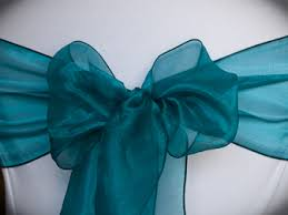 turquoise chair sashes chair sash gallery specialty linens and chair covers