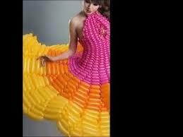 balloon dress diy balloon dress amazing balloon dress